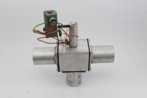 ASCO 8340G1 Solenoid Valve Set up with Parker 1.12 NPU13 2