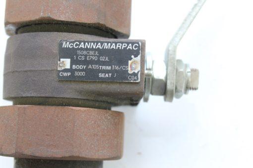 McCanna/Marpac 1508CBEJL / 1 CS E790 02JL *NEW* (F68) 2