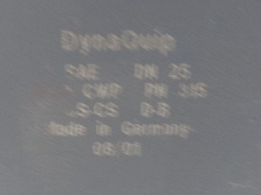 NEW! DYNAQUIP BALL VALVE # 4600CWP PN 315 FAST SHIP!!! (HB4) 4