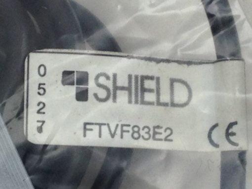 SHIELD FTVF83E2 PROXIMITY SENSOR SWITCH 10~30VDC / 3m with FA52-0040 (A843) 1