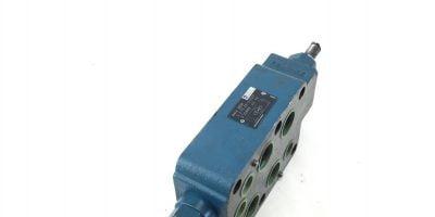 NEW Mannesmann Rexroth Hydraulic Valve 474 580 Z 2 FS 22-31/S/V, FAST SHIP! B388 1