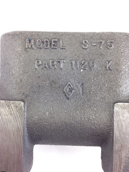Two-Position Selector Valves MODEL S-75 PART 1120 K FAST SHIPPING (A208) 2
