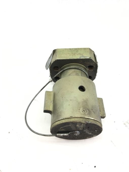 USED HYDRAULICS INC FP6224 POPPET STYLE FLANGED PORT COUPLING, (B389) 1