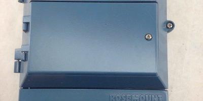 ROSEMOUNT 8712HR12N0B6M4 SMART FLOW TRANSMITTER (B448) 1