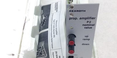 REXROTH VT2000-S-48/E2 AMPLIFIER CARD (B448) 1