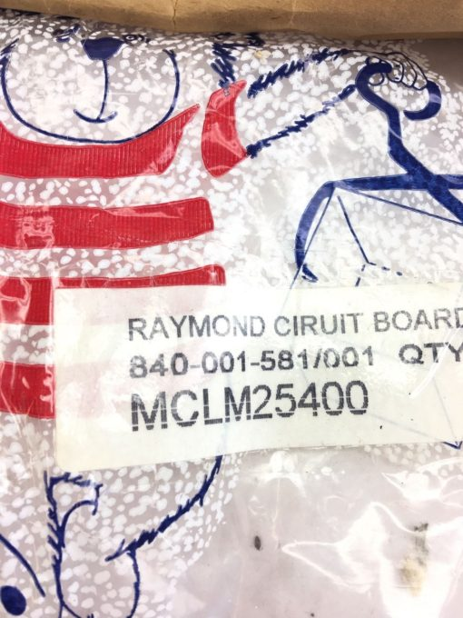 NEW RAYMOND 840-001-581/001 Circuit Board Control Card, FAST SHIPPING! (B249) 2