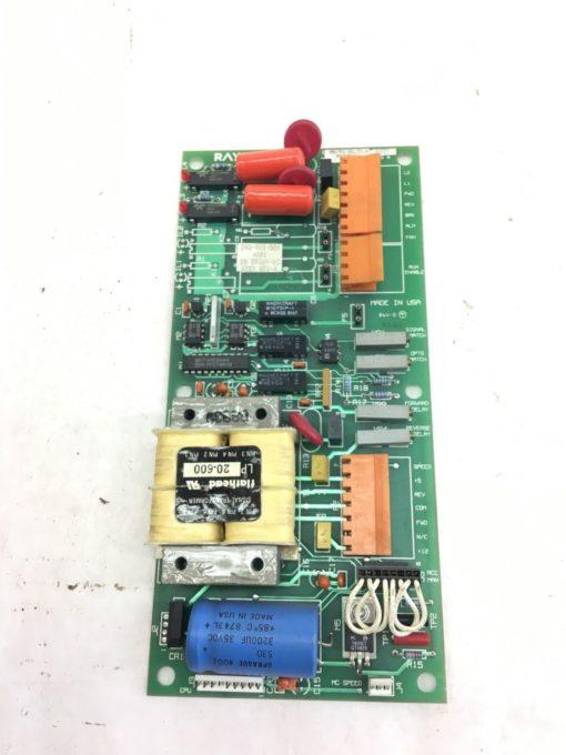 NEW RAYMOND 840-901-501/001 Circuit Board Control Card, FAST SHIPPING! (B249) 1