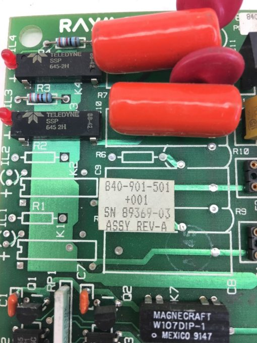 NEW RAYMOND 840-901-501/001 Circuit Board Control Card, FAST SHIPPING! (B249) 2