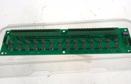 NEW IN PACKAGE Liebert Emerson 02-791949-05 PWA Fan Fuse Sensor Board, (F63) 1