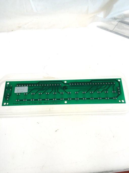 NEW IN PACKAGE Liebert Emerson 02-791949-05 PWA Fan Fuse Sensor Board, (F63) 2