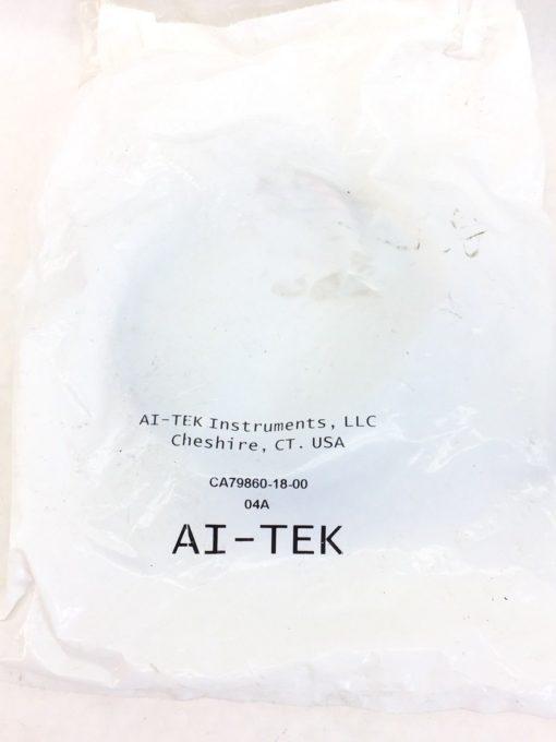 NEW! AI-TEK INSTRUMENTS CA79860-18-00 04A AMPHENOL CONNECTOR CABLE (H301) 2