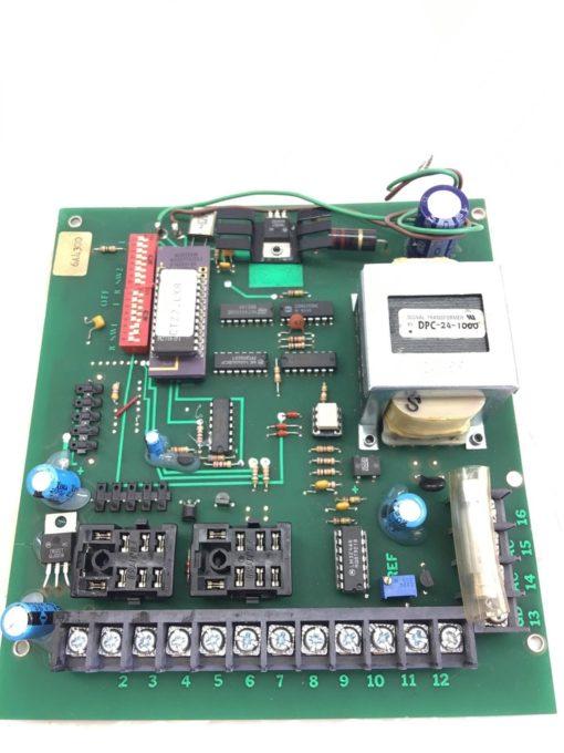 NEW COIL TEK CS4300 PROCESSOR BOARD WITH SIGNAL 24-1000 TRANSFORMER, (B314) 1