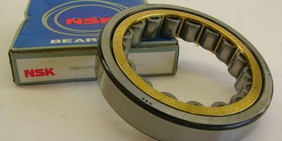 NSK BEARINGS NU220EMC3 NU22OEMC3 205 OUTER RING ASSEMBLY NEW IN BOX!!! (J15) 1