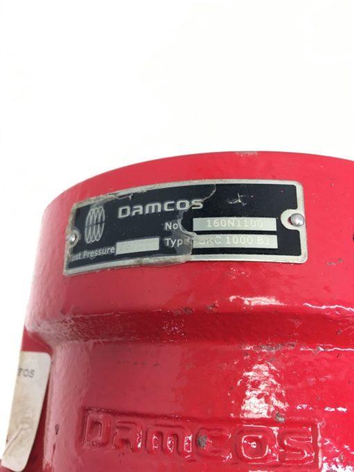 NEW DANFOSS Damcos Double-Acting Rotary Actuator BRC 1000 B1 160N1100, (CONEX) 2