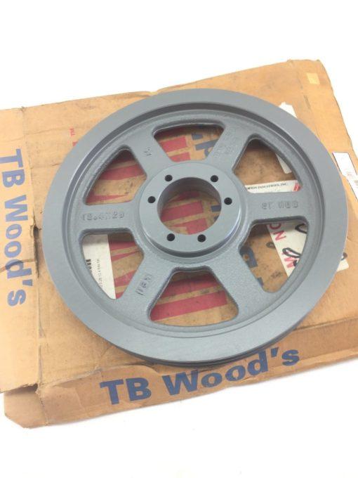 TB WOOD'S 1242B V-BELT PULLEY, DETACH, 2GROOVE 12