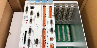 NEW IN BOX ROBOX RBXM 51291569 CONFIGURATION RBXM/P MODULAR MOTION CONTROLLER 1
