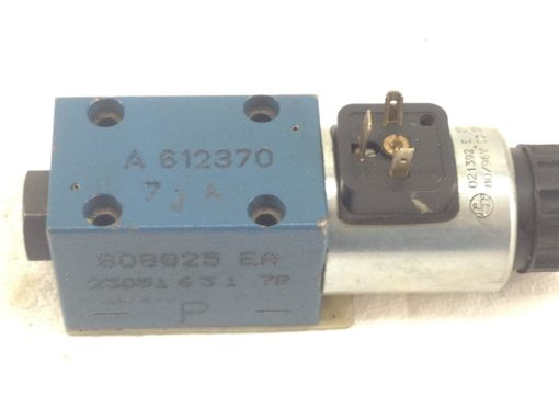 NEW! REXROTH DIRECTIONAL CONTROL VALVE # A612370 FAST SHIP!!! (HB4) 1