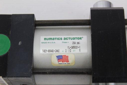 """Numatics Actuator T4EM-06A4D-CAA2 2 1/2"""" *NEW* (B246) 2"""