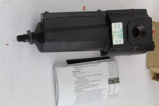 SPEEDAIRE 4ZL92 Air Line Lubricator, 1/2In *NEW* (B246) 2