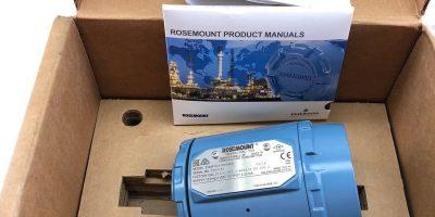 NEW IN BOX ROSEMOUNT 3144PD1A1NAB4M5 HART TEMPERATRURE TRANSMITTER (B452) 1