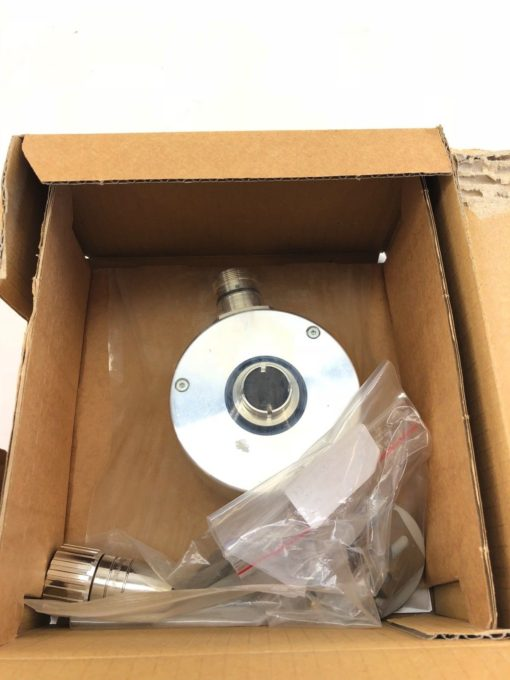NEW IN BOX PEPPERL + FUCHS 191669 INCREMENTAL ROTARY ENCODER, FAST SHIP! (B404) 1