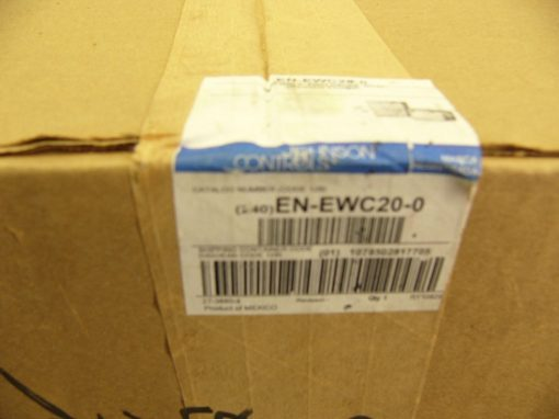JOHNSON CONTROLS 240 EN-EWC20 METASYS ENCLOSURE NEW IN BOX (B60) 2