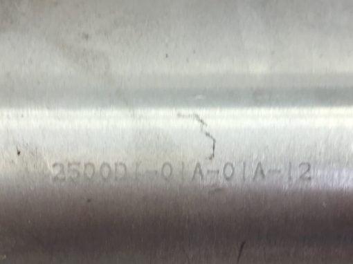 NUMATICS ACTUATOR 2500D1-01A-01A-12 (H300) 2