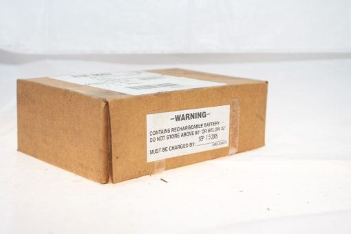 LITHONIA LIGHTING ELB 0607 EMERGENCY LIGHT BATTERY NEW IN FACTORY SEAL BOX (G16) 2