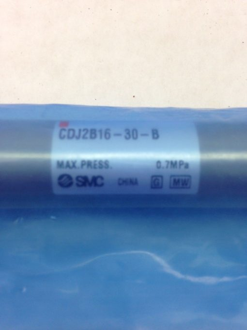 STAINLESS STEEL CDJ2B16-30-B PNEUMATIC DOUBLE ACTING CYLINDER SMC TYPE (H334) 2