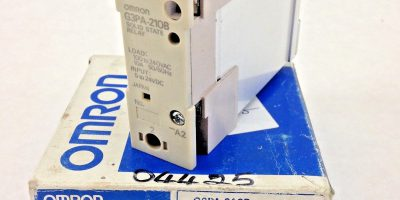 OMRON SOLID STATE RELAY G3PA-210B 5-24VDC (H334) 1
