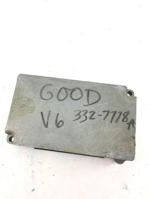 332-7778A13 CDI Unit, Mercury Outboards, V6, 332-7778C, FAST SHIP! (H307) 2