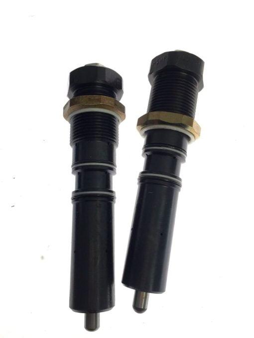 LOT OF 2 OILGEAR CARTRIDGE POPPET VALVE HSHP LR601, NEW NEVER INSTALLED NEW, G17 1