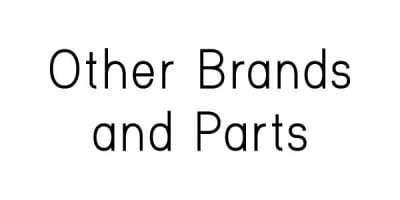 All Other Brands & Parts